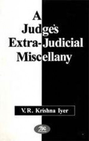 A Judge's Extra-Judicial Miscellany