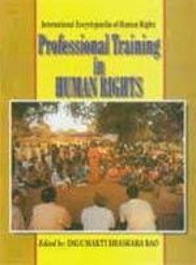 Professional Training in Human Rights