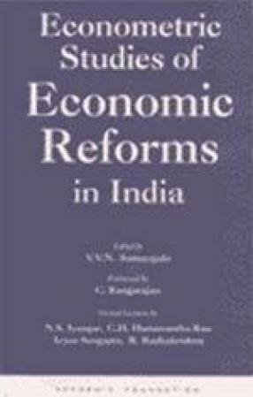Econometric Studies of Economic Reforms in India