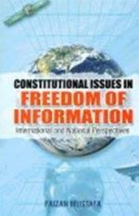Constitutional Issues in Freedom of Information