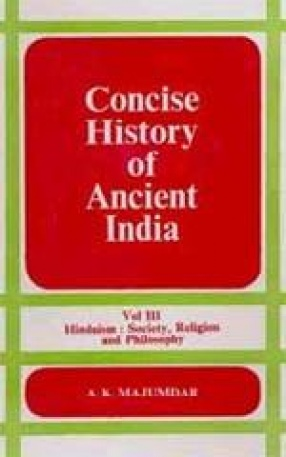 Concise History of Ancient India (Volume III)