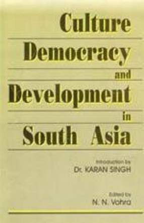 Culture, Democracy and Development in South Asia