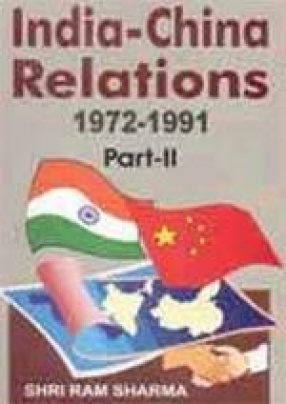 India-China Relations 1972-1991 (Part II)