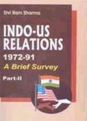 Indo-US Relations 1972-91: A Brief Survey (Part II)