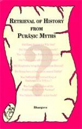 Retrieval of History From Puranic Myths