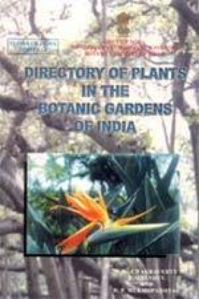 Directory of Plants in the Botanic Gardens of India