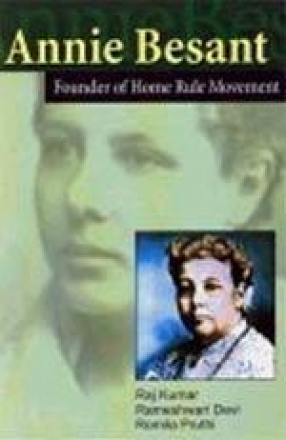 Annie Besant: Founder of Home Rule Movement
