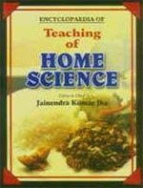 Encyclopaedia of Teaching of Home Science (In 3 Volumes)