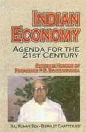 Indian Economy: Agenda for the 21 Century : Essays in Honour of P.R. Brahmananda
