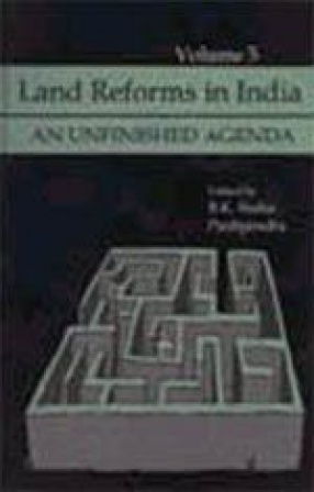 Land Reforms in India (Volume 5)
