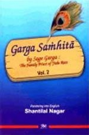 Garga Samhita (In 2 Volumes)
