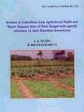 Studies of Collembola from Agricultural Fields and Waste Disposal Sites of West Bengal with Special Reference to their Microbial Association