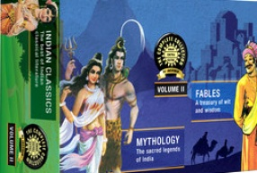 The Complete Collection (In 2 Volume): Amar Chitra Katha