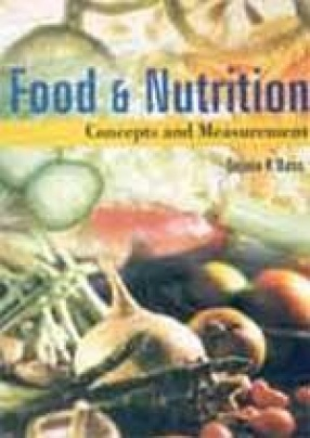 Food and Nutrition: Concepts and Measurement
