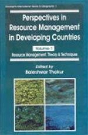 Perspectives in Resource Management in Developing Countries: (Vol. 1)