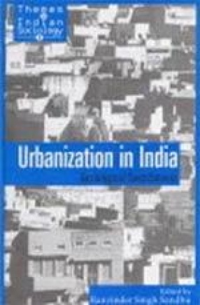Urbanization in India: Sociological Contributions