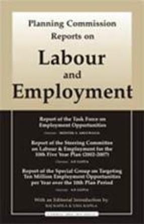 Labour and Employment: Reports of Planning Commission, Taskforce, Steering Committee, Special Group on Labour and Employment