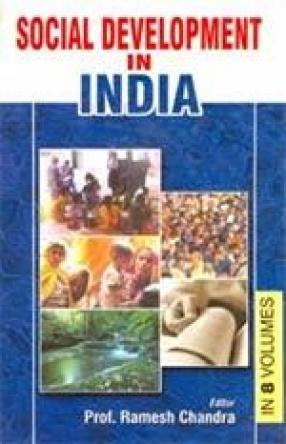 Social Development in India (In 8 Volumes)