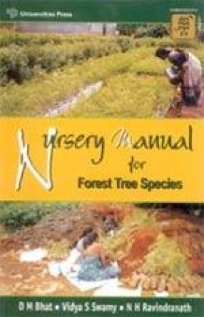 Nursery Manual: Propagation Methods for Tree Species