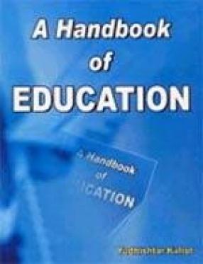 A Handbook of Education