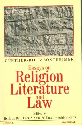 Essays on Religion, Literature and Law: Gunther-Dietz Sontheimer