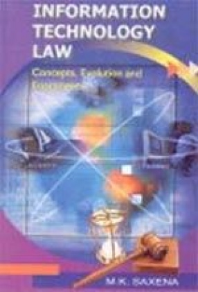 Information Technology Law: Concepts, Evolution & Enactments (In 2 Volumes)