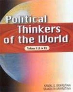 Political Thinkers of the World (In 2 Volumes)
