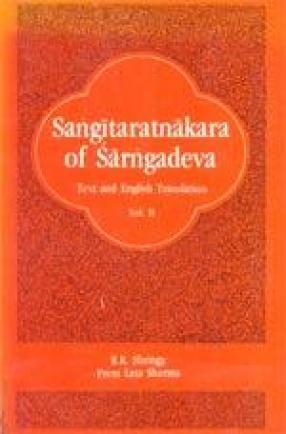 Sangitaratnakara of Sarngadeva (Volume II)