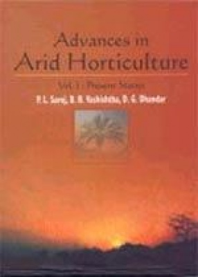 Advances in Arid Horticulture (Volume I)