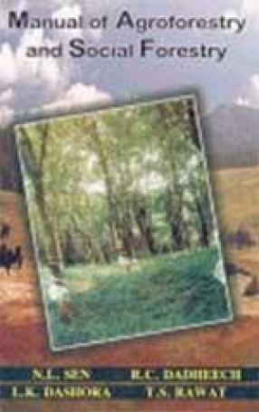 Manual of Agroforestry and Social Forestry