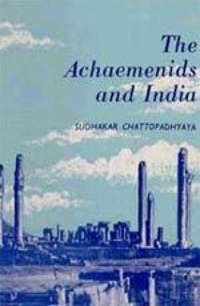 The Achaemenids and india