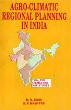 Agro-Climatic Regional Planning in India