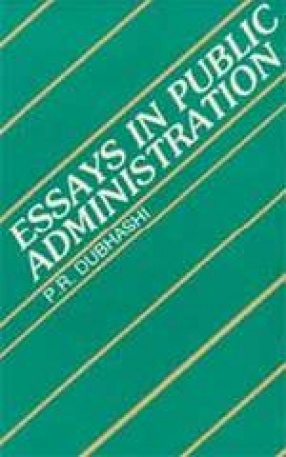 Essays in Public Administration
