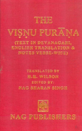 The Visnu Purana: A System of Hindu Mythology and Tradition (In 2 Volumes)