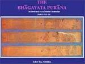 The Bhagavata Purana: An Illustrated Oriya Palmleaf Manuscript (Part 8-9)