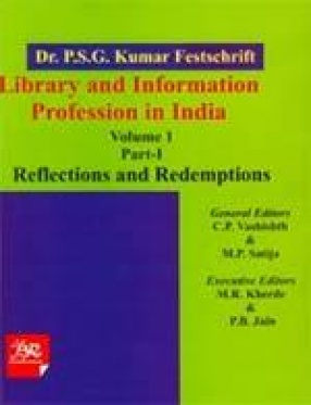 Library and Information Profession in India (2 Volumes bound in 3)