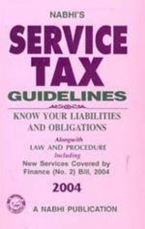 Nabhi's Service Tax Guidelines