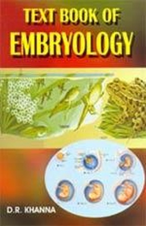 Text Book of Embryology