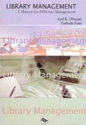 Library Management: A Manual fro Effective Management