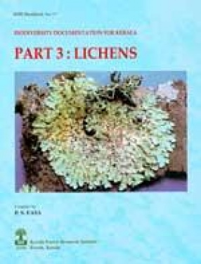 Biodiversity Documentation for Kerala: Lichens (Part III)