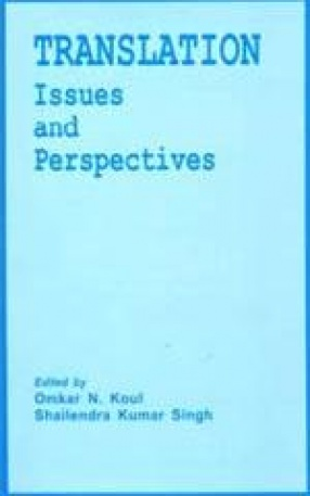 Translation: Issues and Perspectives