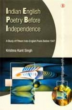 Indian English Poetry Before Independence