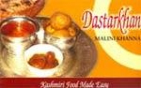 Dastarkhan: A Collection of Kashmiri Cuisines