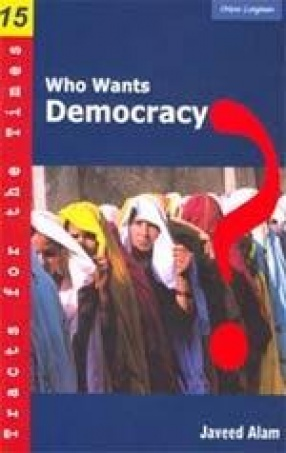 Who Wants Democracy?
