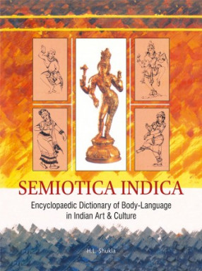 Semiotica Indica (In 2 Volumes)