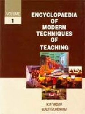 Encyclopaedia of Modern Techniques of Teaching (In 3 Volumes)