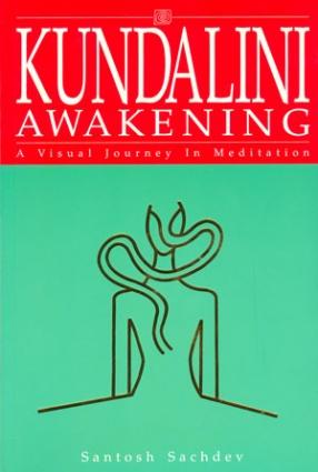Kundalini Awakening: A Visual Journey in Meditation