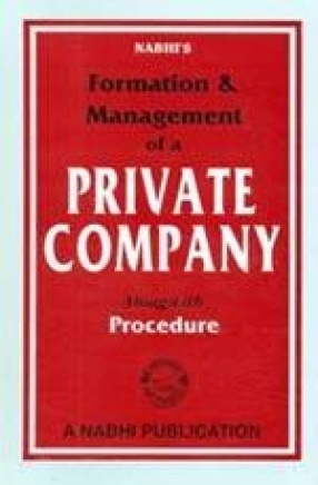 Nabhi's Formation & Management of a Private Company Alongwith Procedure