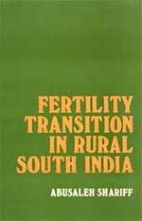 Fertility Transition in Rural South India