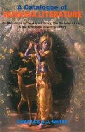 A Catalogue of Vaisnava Literature